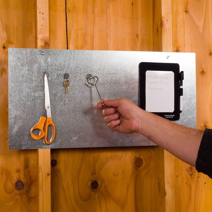 Sheet Metal Magnet Board