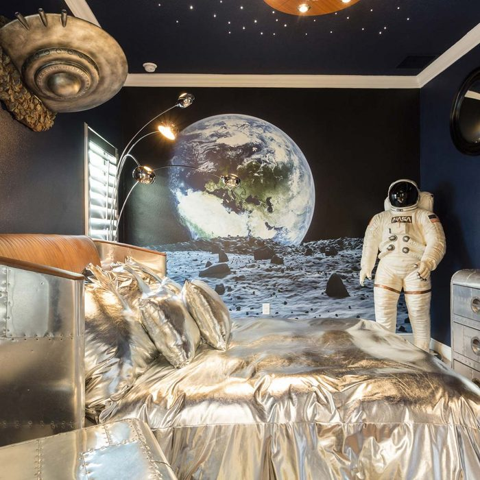 Spend a Night on the Moon