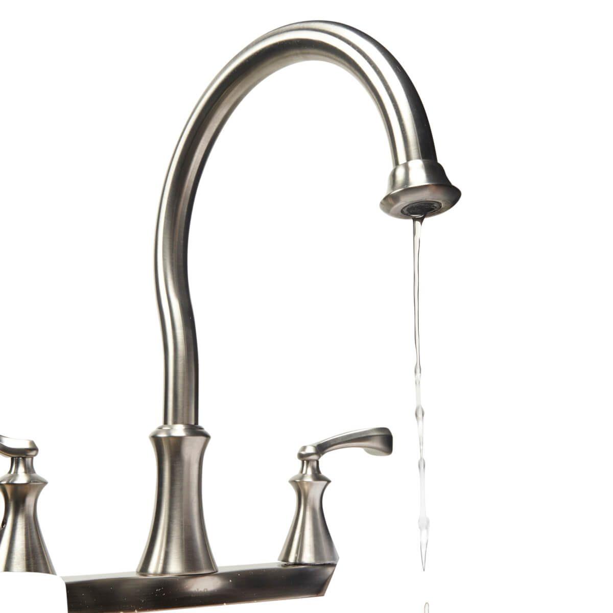 Open a Faucet