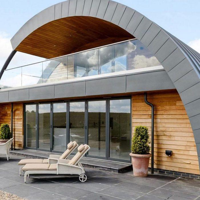Zinc House