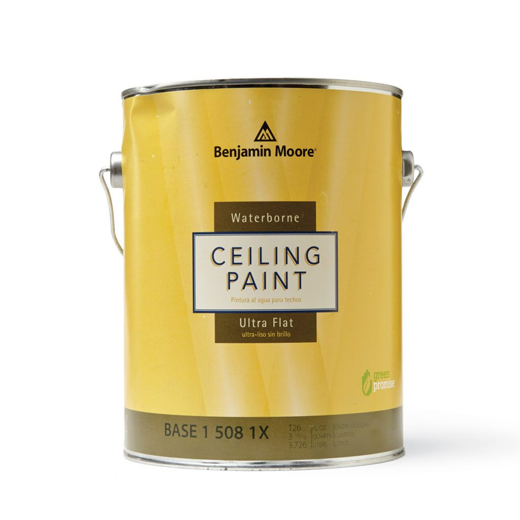 A can of special ceiling paint | Construction Pro Tips