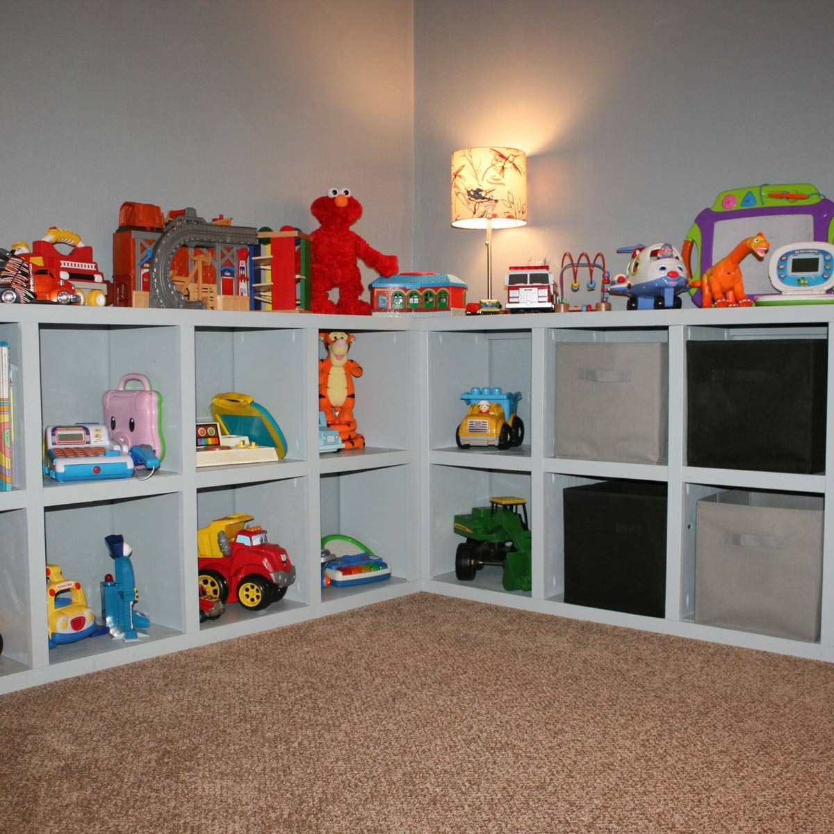 cubbies toy storage