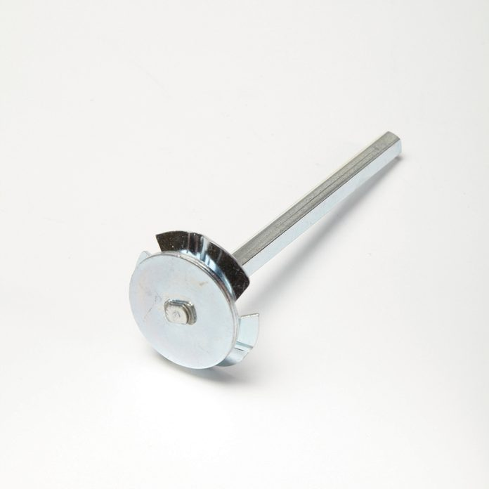 a socket saver inside pipe cutter