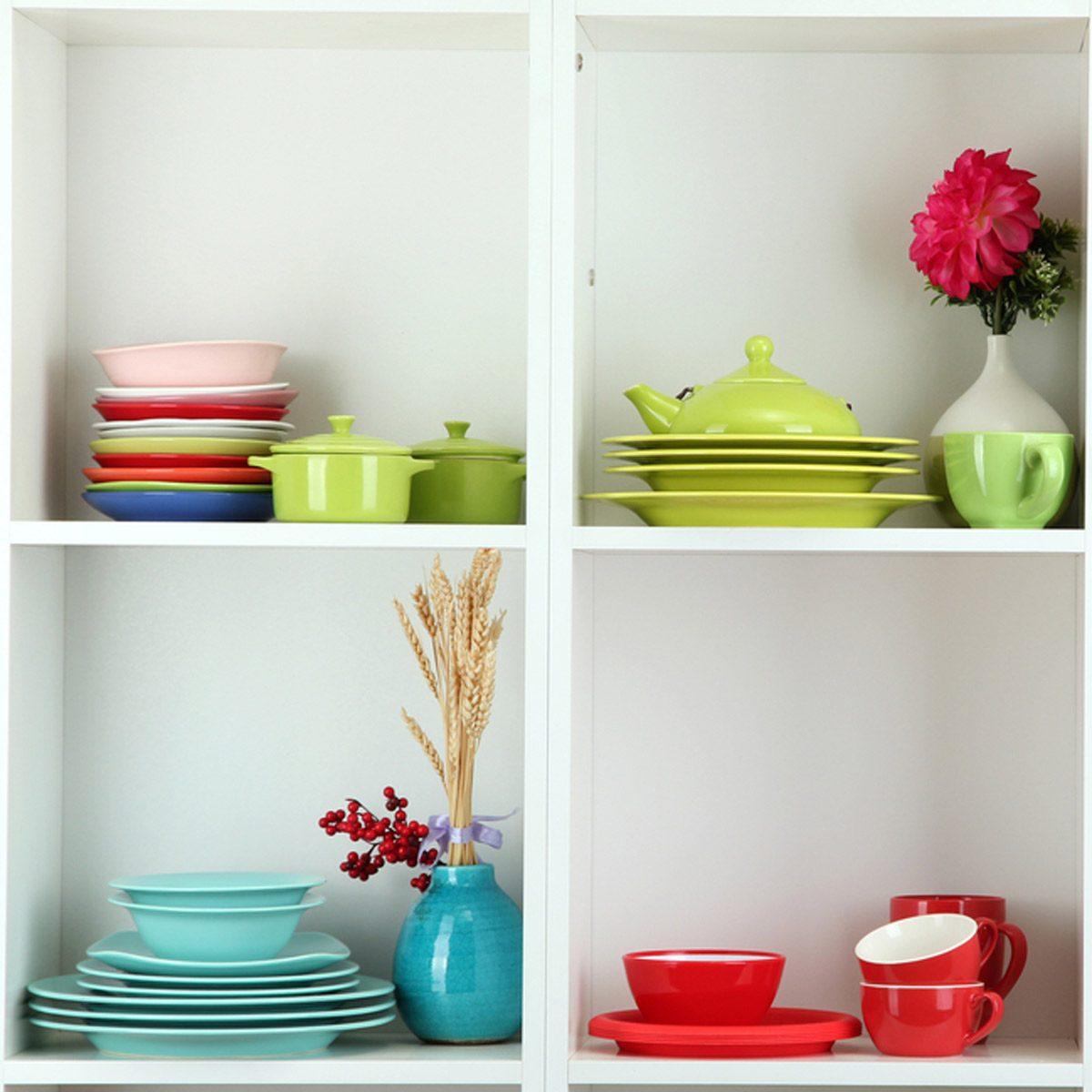 shutterstock_126715016 kitchen box shelf storage organizing your kitchen