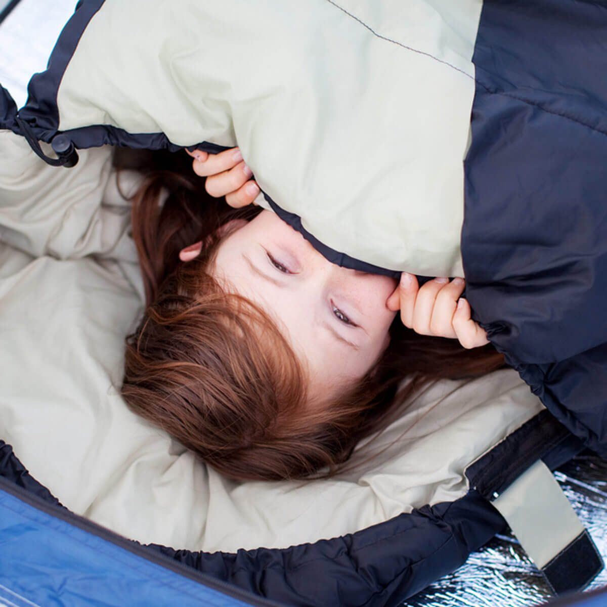 shutterstock_140070907 sleeping bag