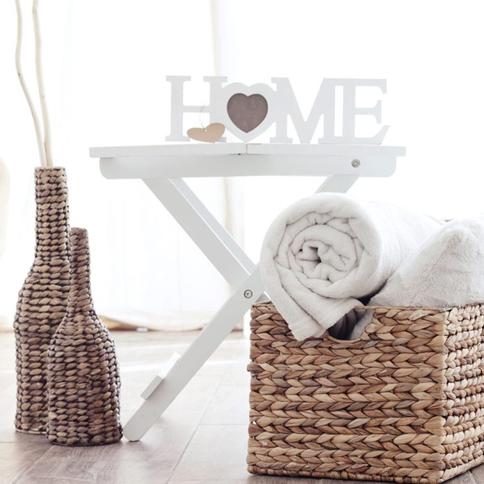 shutterstock_185585204 storage baskets home