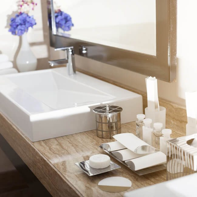 shutterstock_559186708 bathroom toiletries