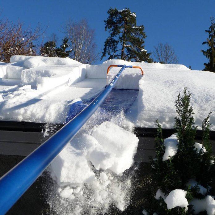 snowrake roof