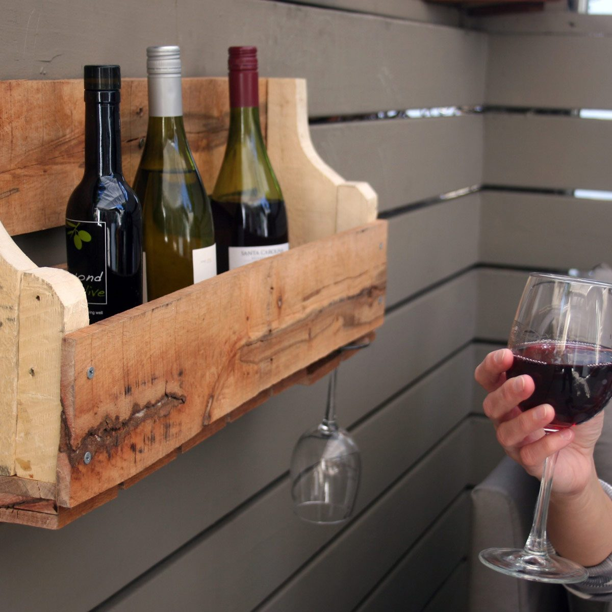 winerack pallet storage systems