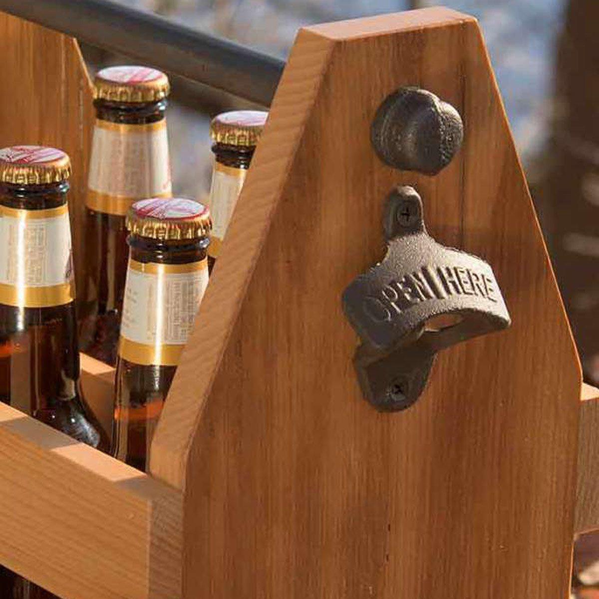 46-1-hm beer caddy bottle opener