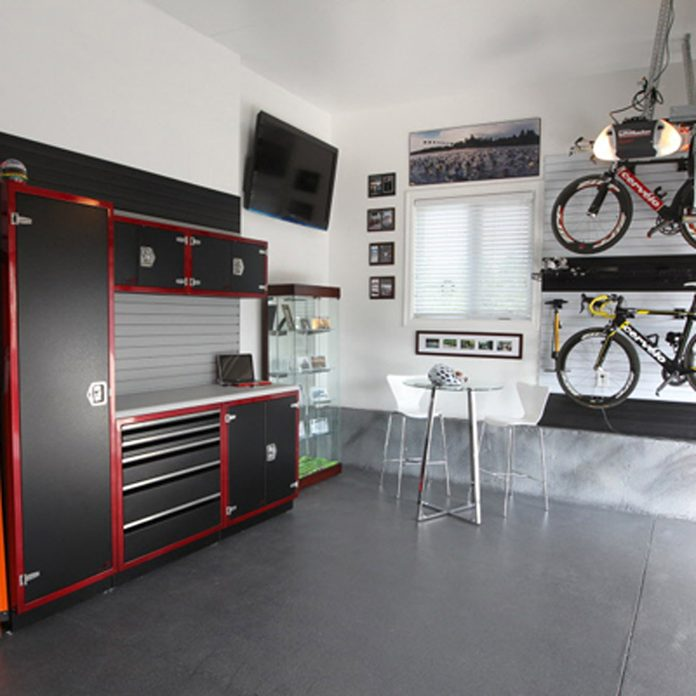 garage tv