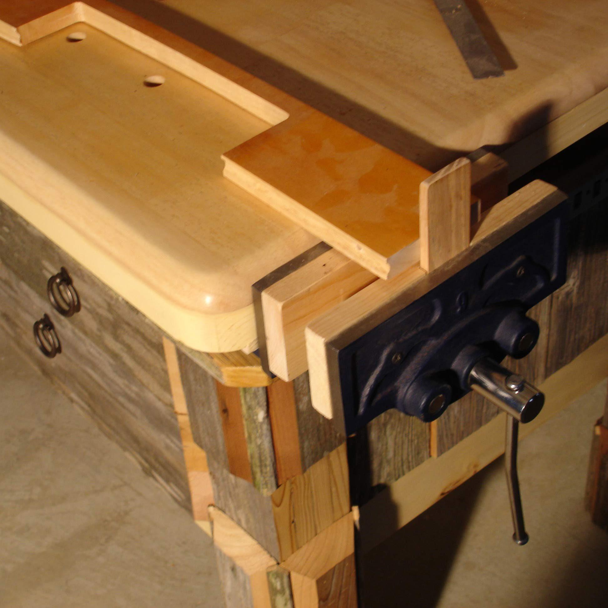 wood vice