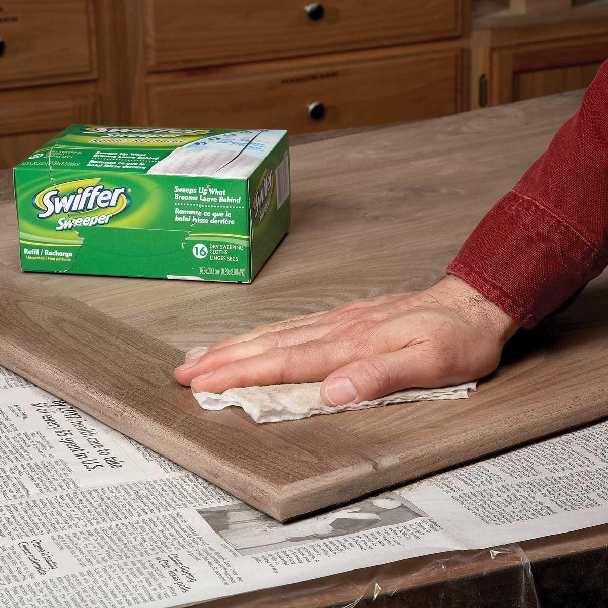 swiffer sheet