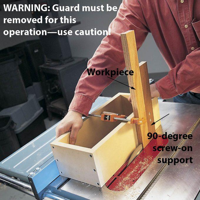 joint-cutting box