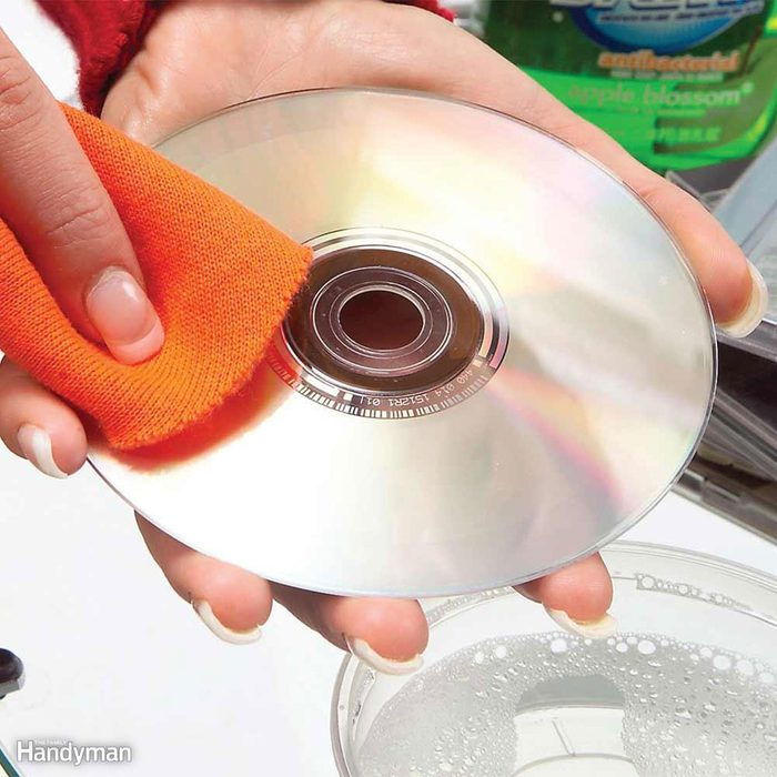 DVD and CD Cleaner