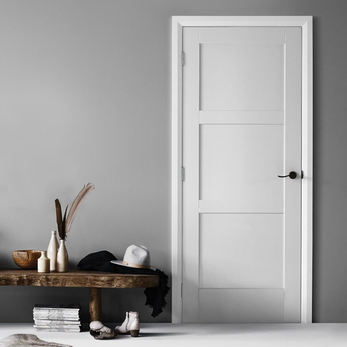 Jeld-wen flat panel door