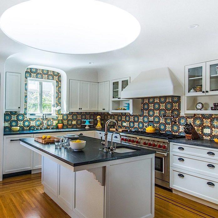kitchen remodel historical