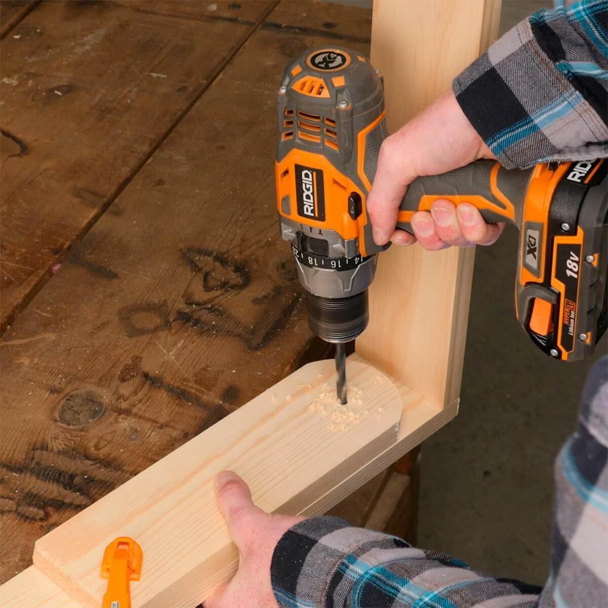 fitting cornhole board legs