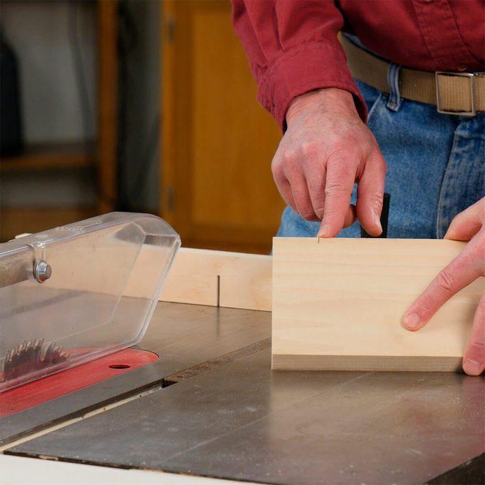create kerf on table saw