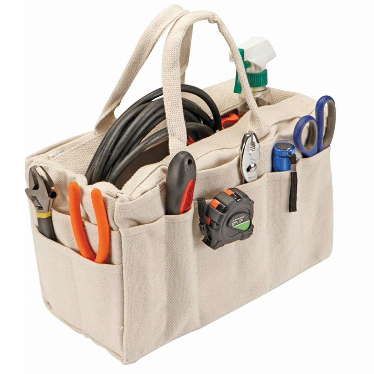 Canvas riggers tool bag