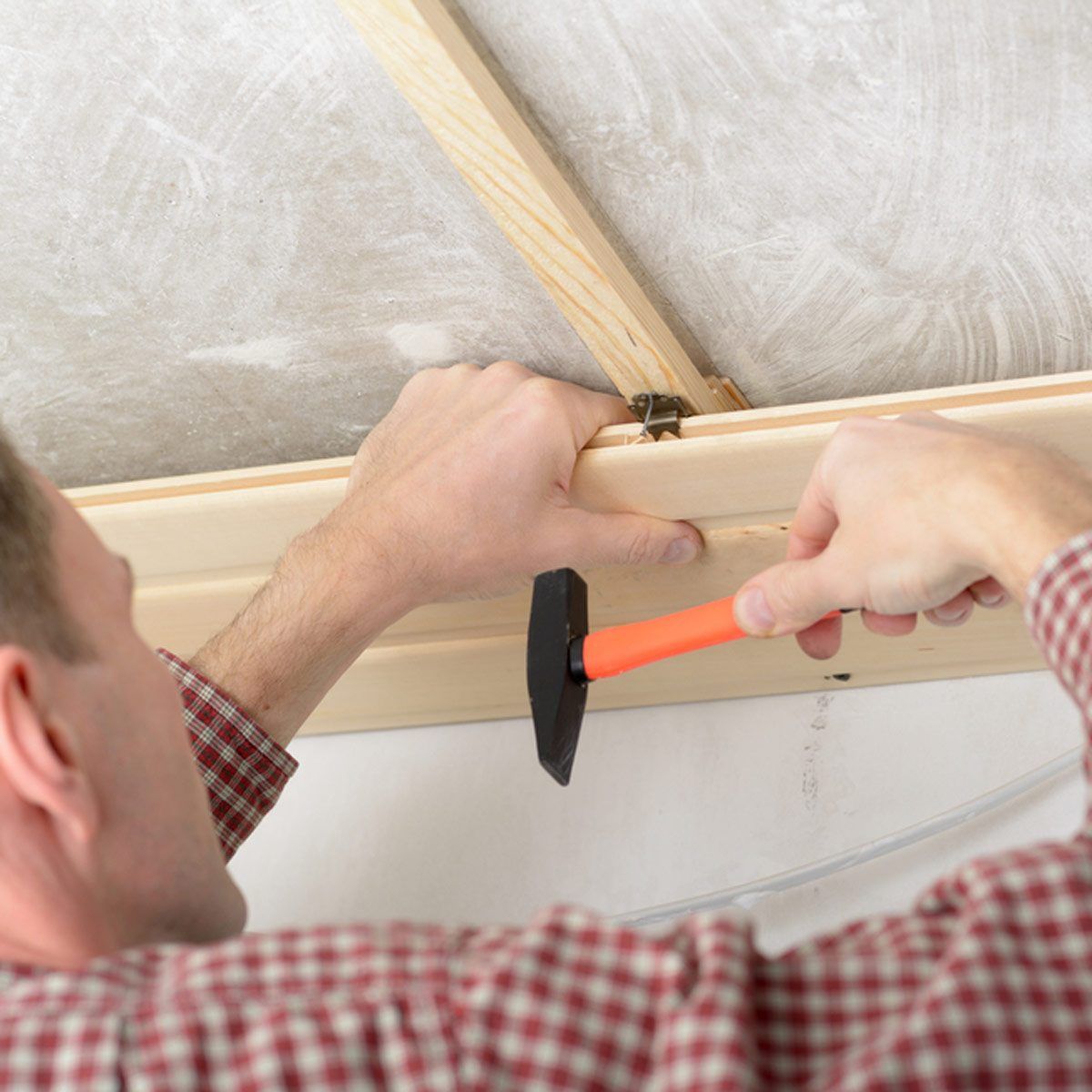 Tongue and Groove Ceiling install