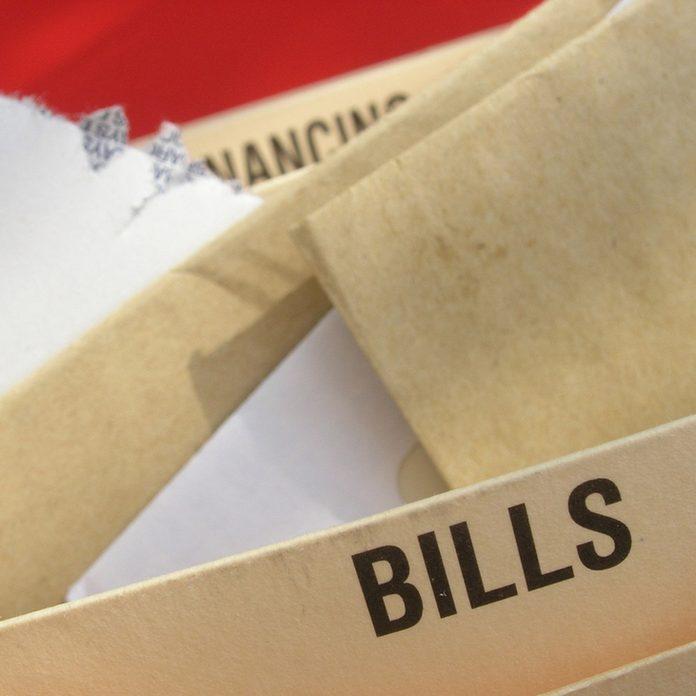bills mail
