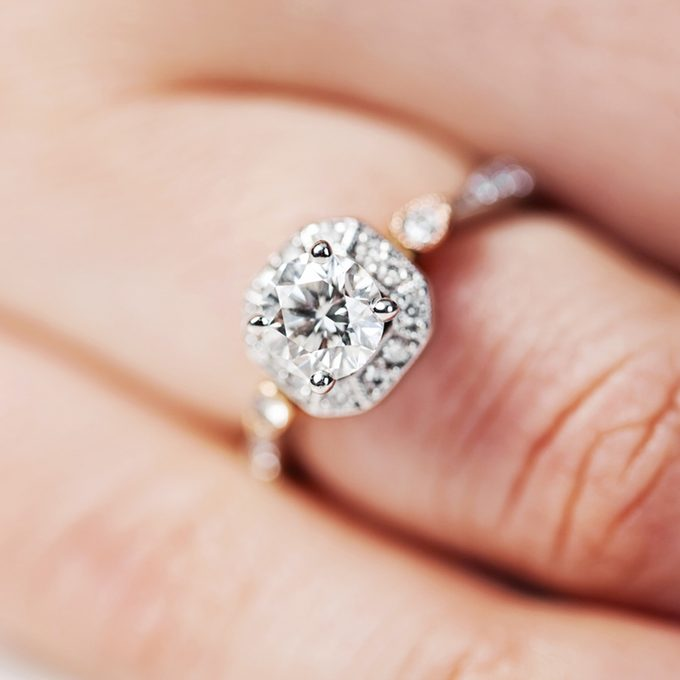 Give Diamonds Their Luster