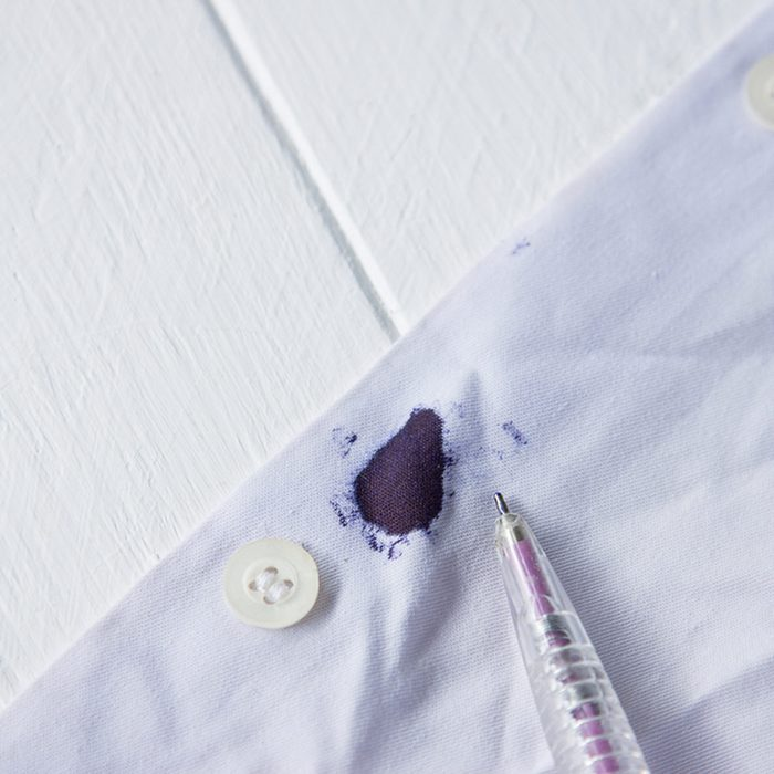 Remove Ink from Fabric