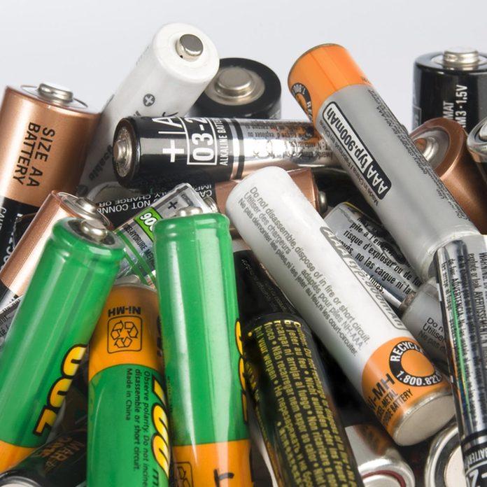 batteries battery