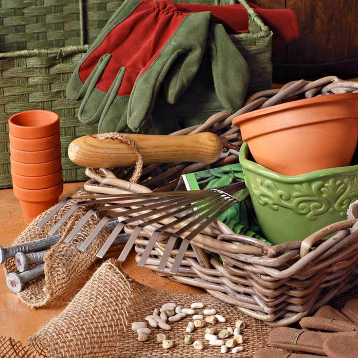 shutterstock_96415448 gardening supplies
