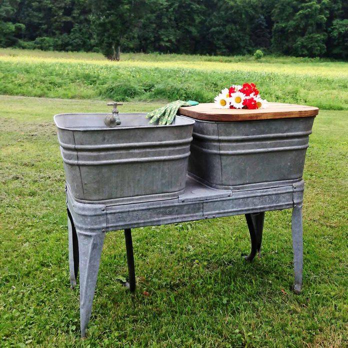 washtubsink001 outdoor sink