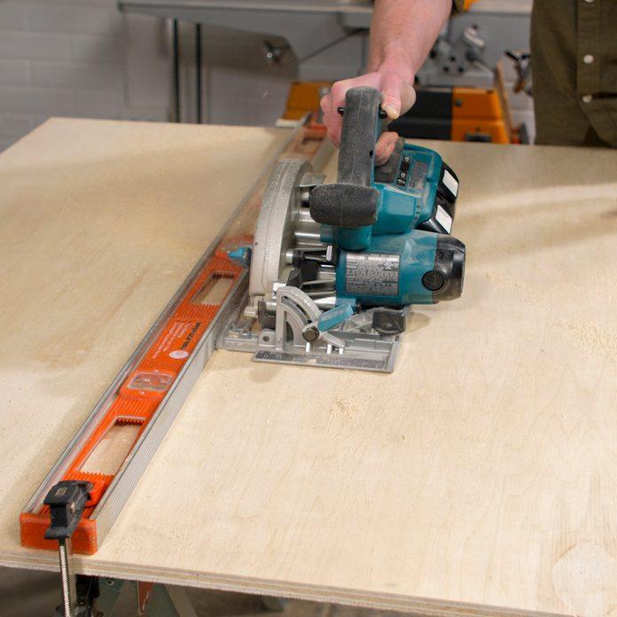 Stacking Totes Cut Plywood