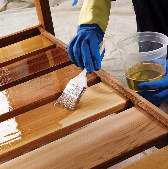epoxy outdoor furniture