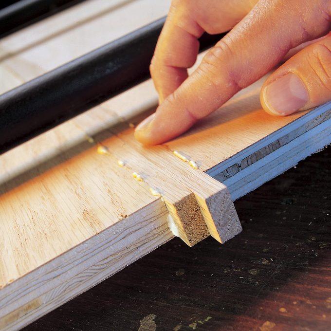 edge banding tip