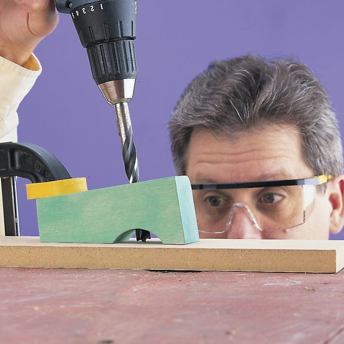 drill angle guide
