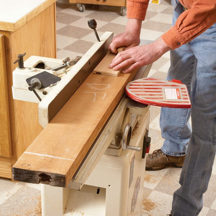 Flatten one side | Construction Pro Tips
