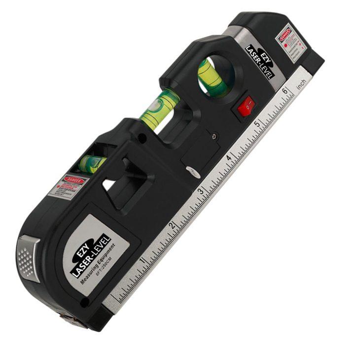 Laser Level Measurement Tool