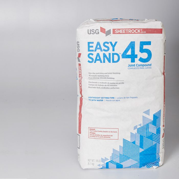 A Bag of Easy Sand | Construction Pro Tips