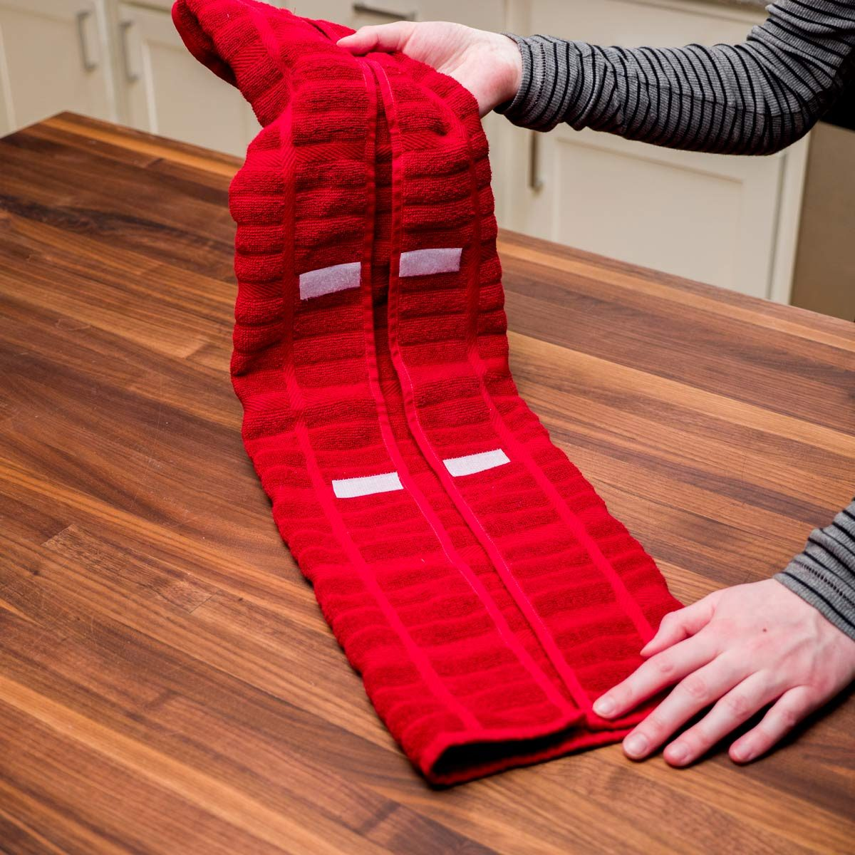 HH Velcro Secure kitchen towels