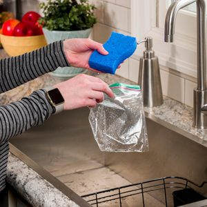HH DIY Ice Pack Sponge home cook