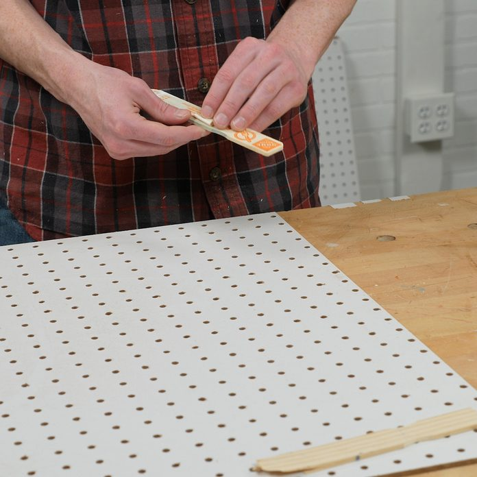 make and attach spacers