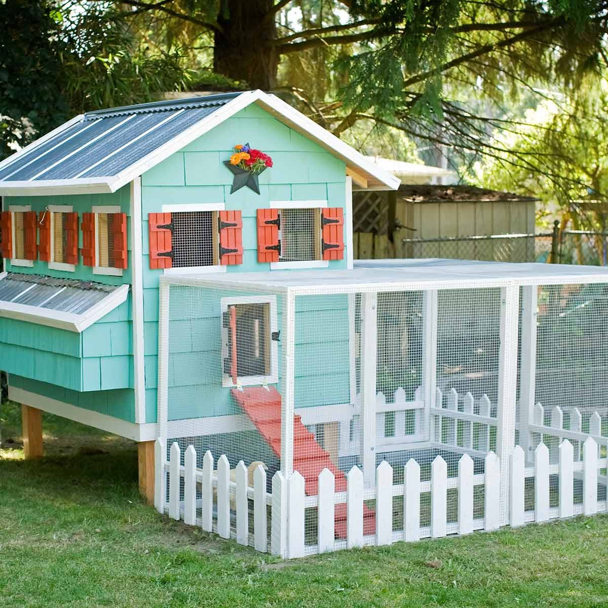 backyard chicken coops Cottage Coop