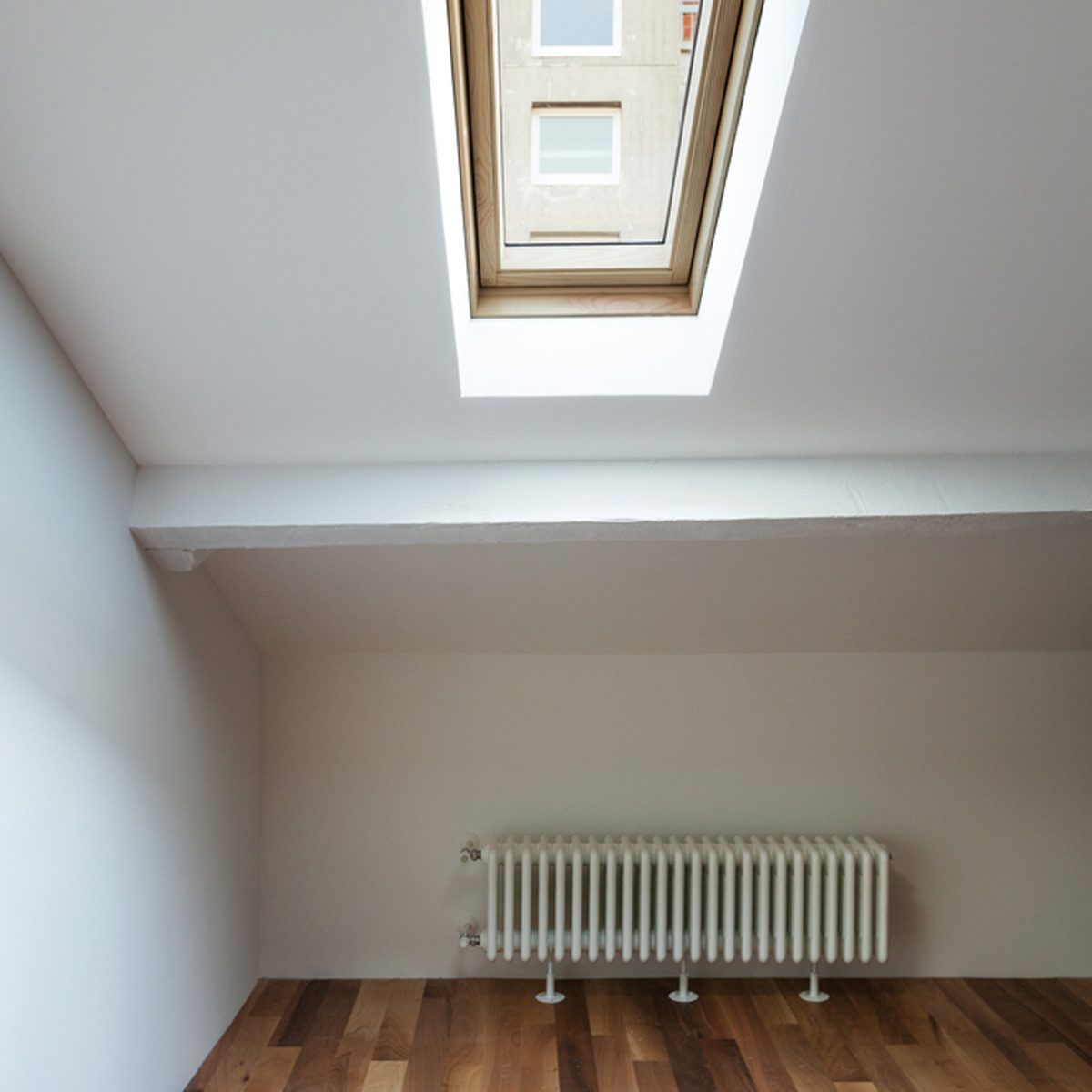 radiator skylight