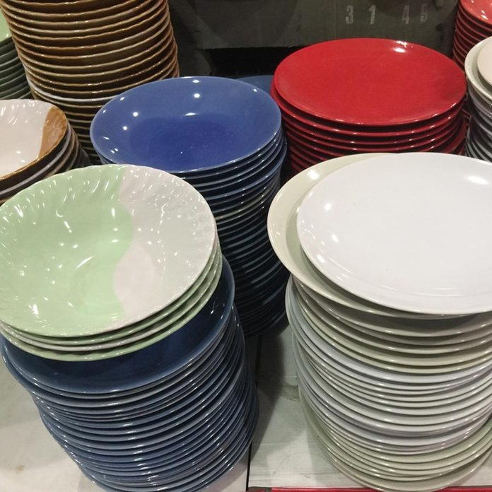 dishes plates