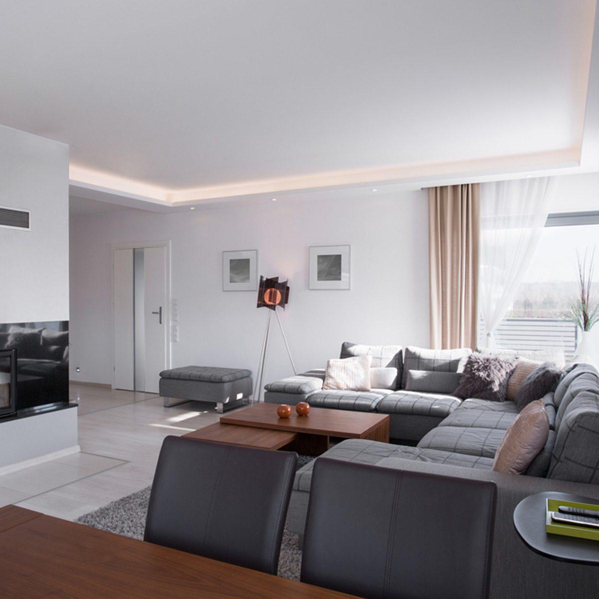 open path living room