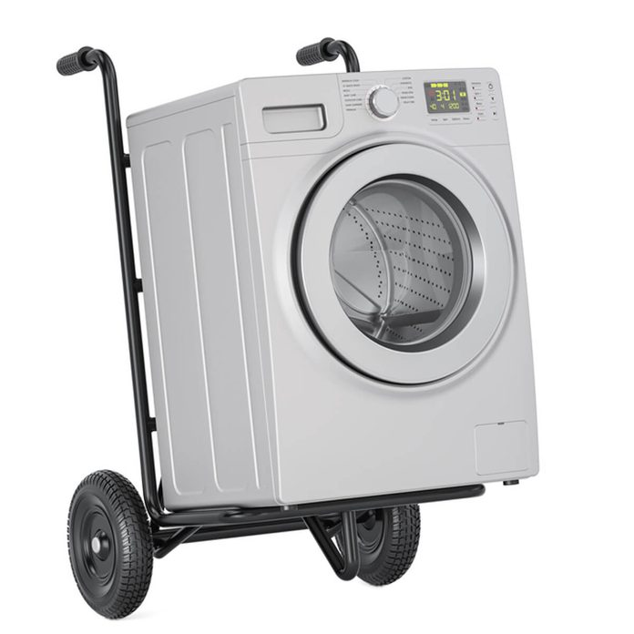 Appliance donation washing machine delivery
