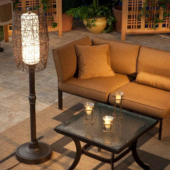 Portable Floor Lamps Patio
