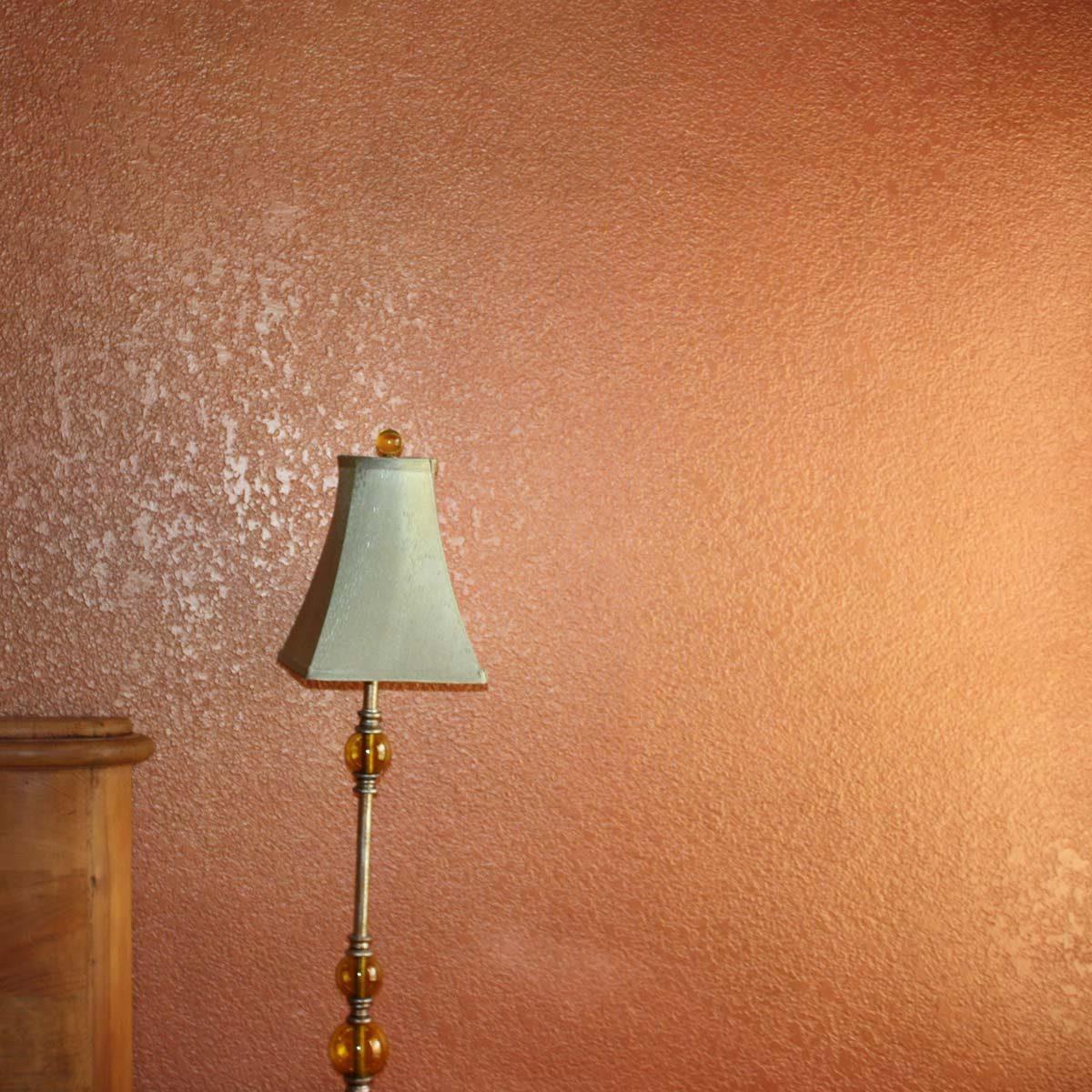 wall metallic paint