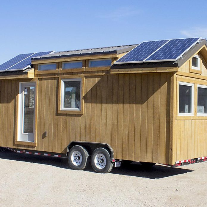 500 sq ft tiny house on wheels