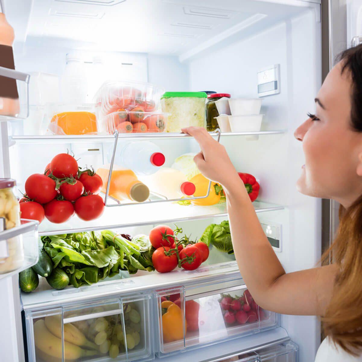 organized refrigerator how long